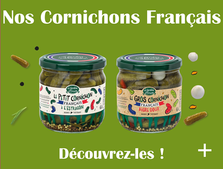 Cornichons Français